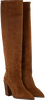 Cognacfarbene NOTRE-V Hohe Stiefel 4459  - small