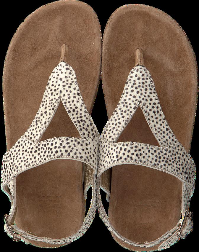 Beige MARUTI Sandalen BEAR HAIRON - larger