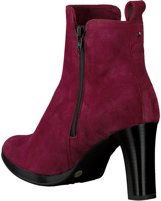 Rote NOTRE-V Stiefeletten 119 30065LX  - large