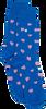 Blaue Alfredo Gonzales Socken HEARTS  - small