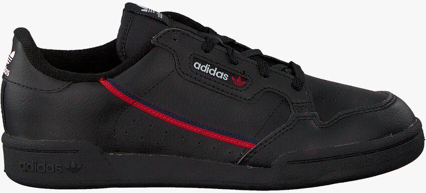 Schwarze ADIDAS Sneaker CONTINENTAL 80 C  - larger