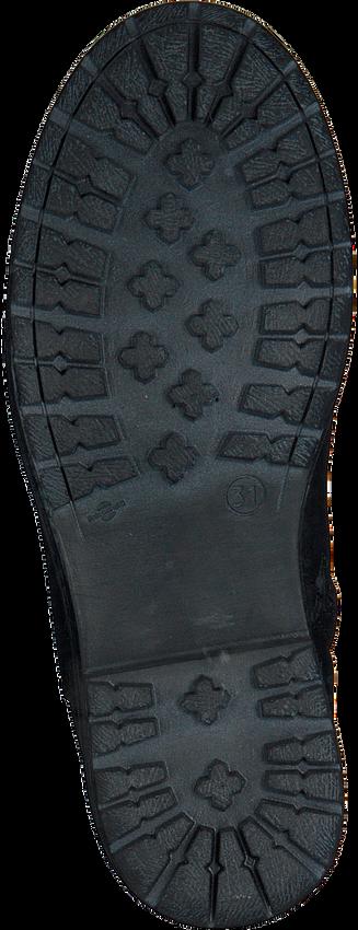Schwarze SHABBIES Stiefeletten 172-0062SH - larger