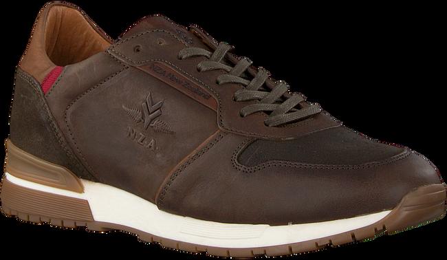 Braune NEW ZEALAND AUCKLAND Sneaker KUROW BND M - large