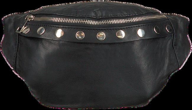 Schwarze DEPECHE Gürteltasche BUM BAG 13912  - large