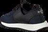 Blaue HUGO BOSS Sneaker TITANIUM RUNN ACT - small