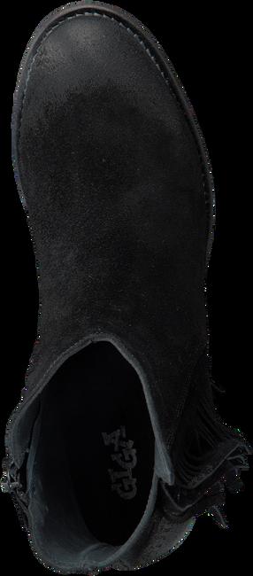 Schwarze GIGA Langschaftstiefel 8064 - large