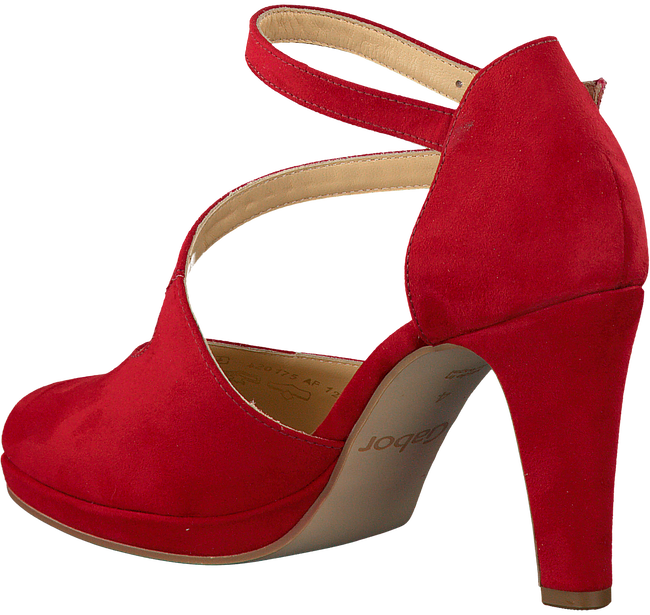 Rote GABOR Pumps 370.1 - large