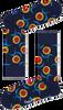 Blaue HAPPY SOCKS Socken SUNFLOWER SOCK  - small
