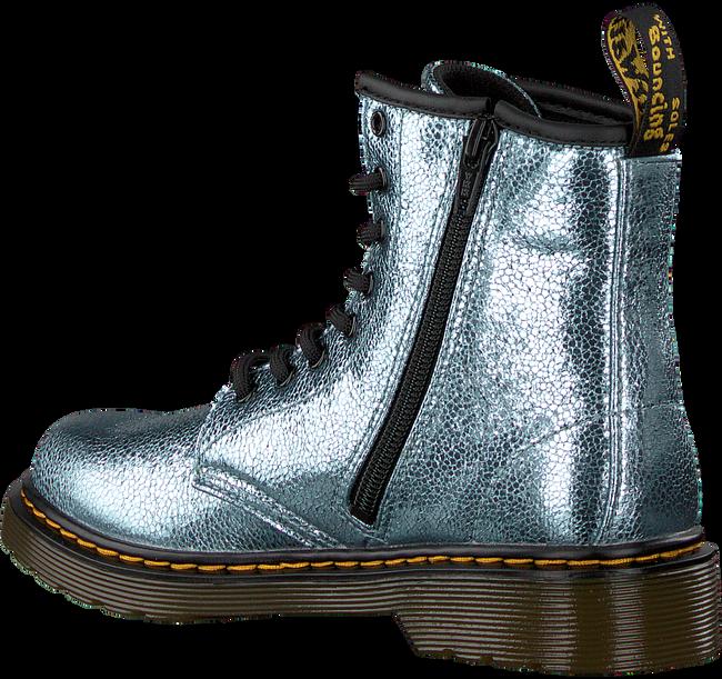 Silberne DR MARTENS Ankle Boots 1460 K CRINKLE  - large