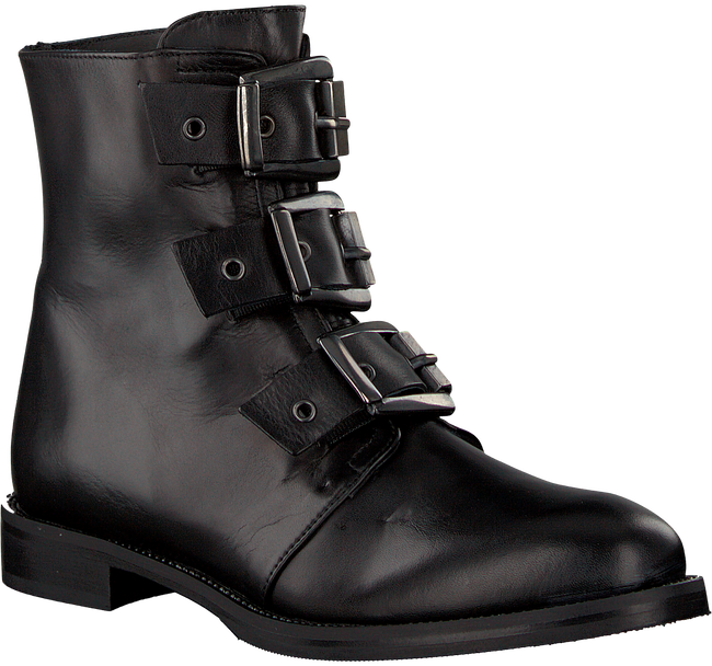 Schwarze ROBERTO D'ANGELO Ankle Boots 8415 - large