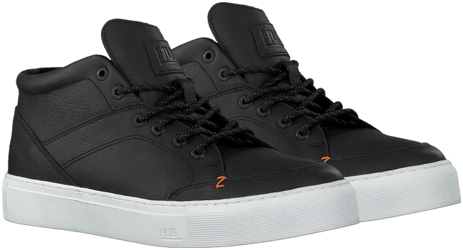 Schwarze HUB Sneaker high KINGSTON 3.0  - large