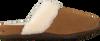 Camelfarbene SOREL Hausschuhe NAKISKA SLIDE - small