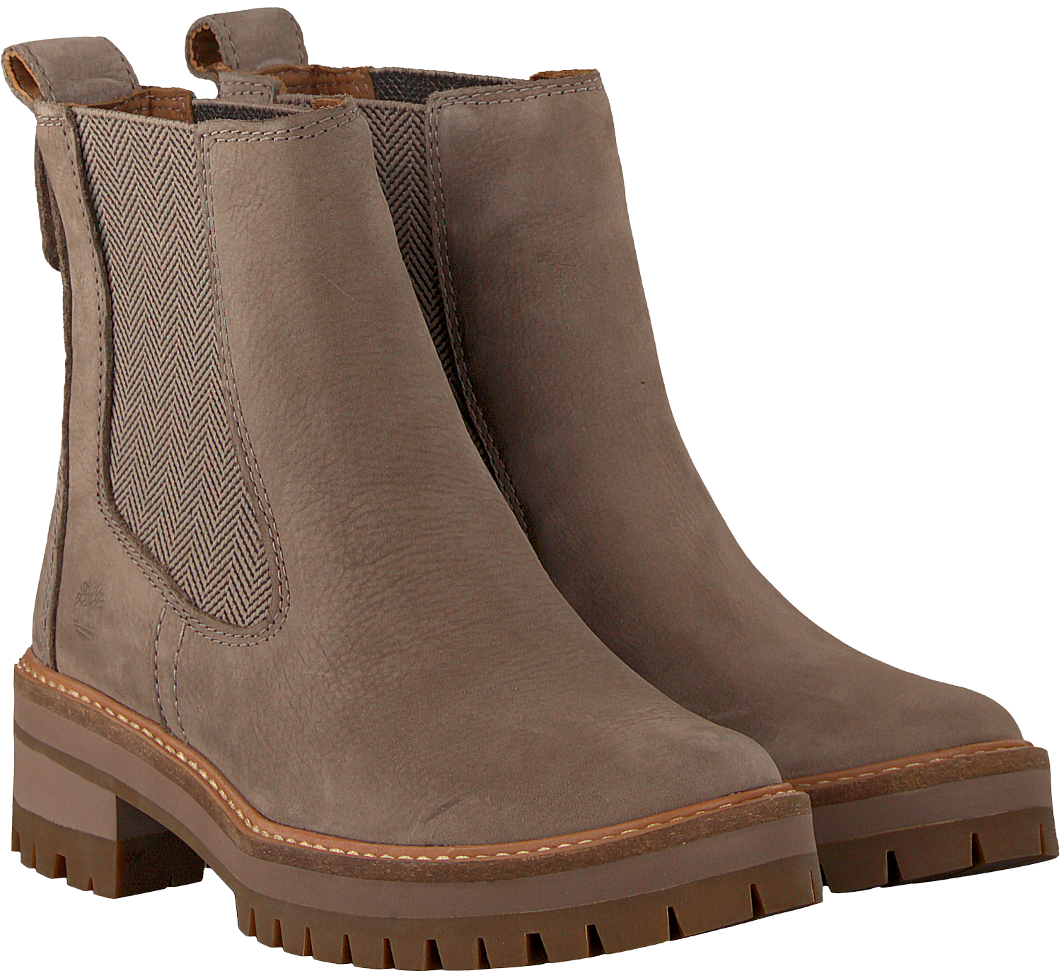 Taupe TIMBERLAND Chelsea Boots COURMAYEUR VALLEY CH | Omoda