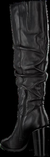 Schwarze OMODA Hohe Stiefel 6124  - large