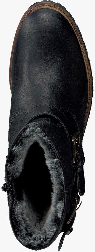 Schwarze VERTON Biker Boots PARIJS  - larger