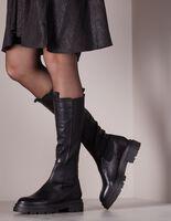 Schwarze NOTRE-V Chelsea Boots 01-576  - medium