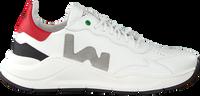 Weiße WOMSH Sneaker low WAVE  - medium