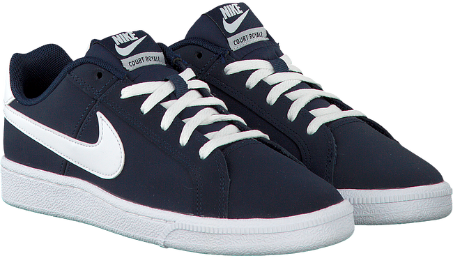 Blaue NIKE Sneaker COURT ROYALE (GS) - large