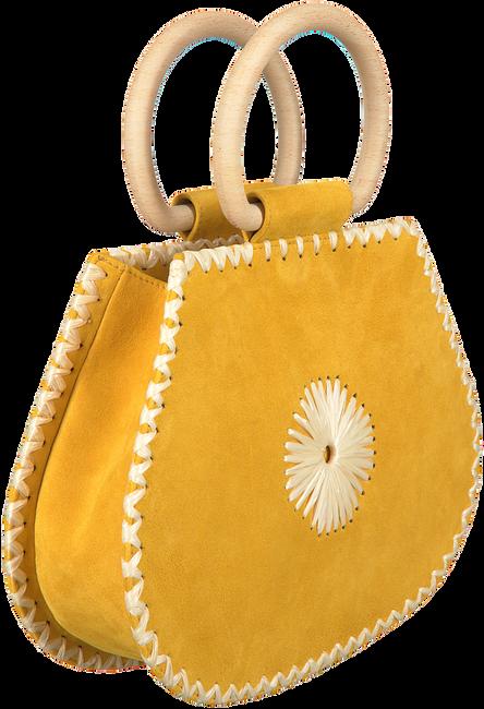 Gelbe UNISA Handtasche ZGOLUM - large
