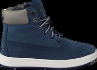 Blaue TIMBERLAND Ankle Boots DAVIS SQUARE 6 KIDS - medium