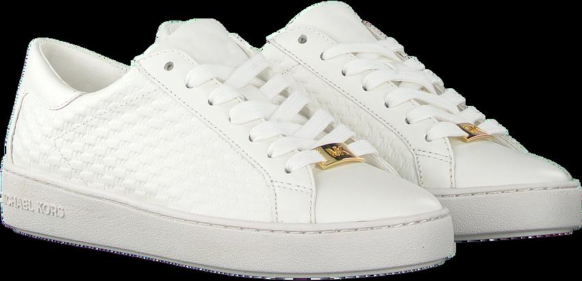 Weiße MICHAEL KORS Sneaker COLBY SNEAKER - larger