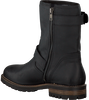 Schwarze OMODA Ankle Boots 80074 - small