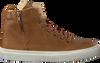 Cognacfarbene GIGA Sneaker 9820 - small