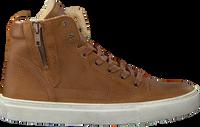 Cognacfarbene GIGA Sneaker 9820 - medium