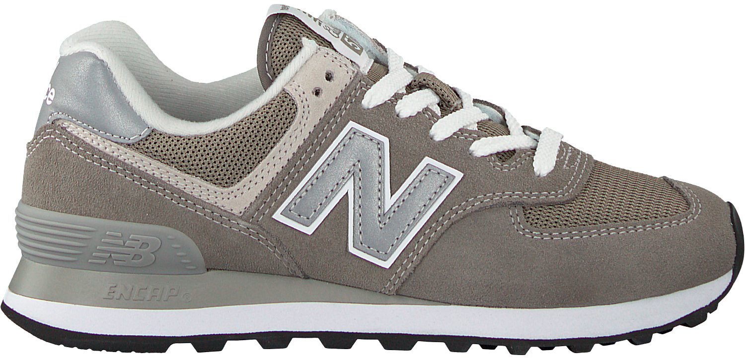 be4f013bc7 Graue NEW BALANCE Sneaker WL574 - large. Next