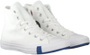 Weiße CONVERSE Sneaker high CHUCK TAYLOR AS MULTI LOGO  - small