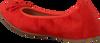 Rote UNISA Ballerinas ACOR  - small