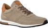 Taupe VRTN Sneaker 9928  - small