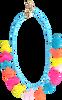 Blaue LE BIG Kette SANDRINE NECKLACE  - small