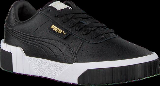 Schwarze PUMA Sneaker CALI  - large