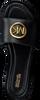 Schwarze MICHAEL KORS Pantolette BRYNN SLIDE  - small