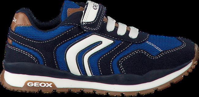 Blue GEOX shoe J7215B  - large
