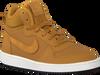 Gelbe NIKE Sneaker COURT BOROUGH MID (KIDS) - small