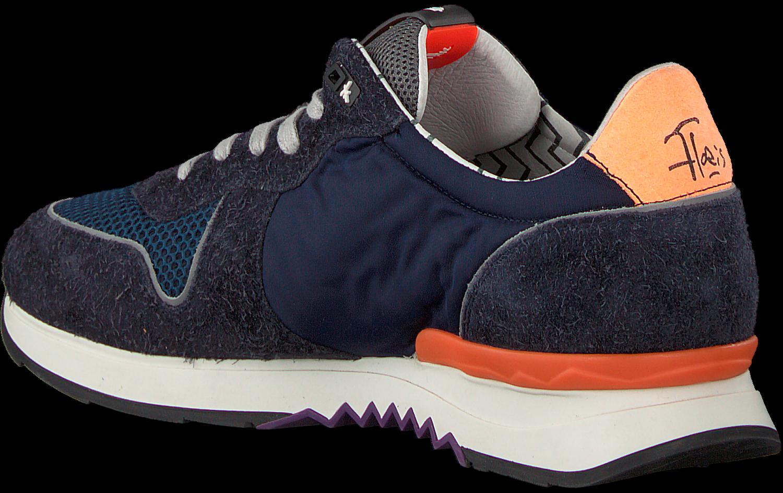 Blaue FLORIS VAN BOMMEL Sneaker 16246