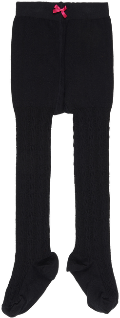 Schwarze LE BIG Socken KARAH TIGHT - large