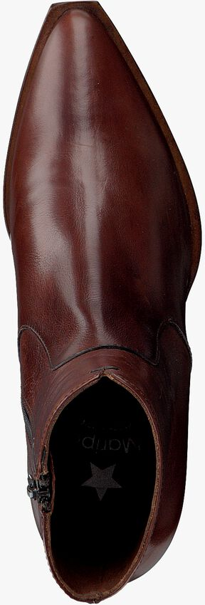 Cognacfarbene MARIPE Cowboystiefel 28580  - larger