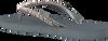 Graue UZURII Zehentrenner CLASSIC - small