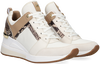 Weiße MICHAEL KORS Sneaker low GEORGIE TRAINER  - small