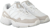 Weiße ADIDAS Sneaker YUNG-96 J  - small