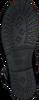 Schwarze HIP Schnürstiefel H1846 - small