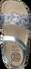 Silberne OMODA Sandalen 85 - small