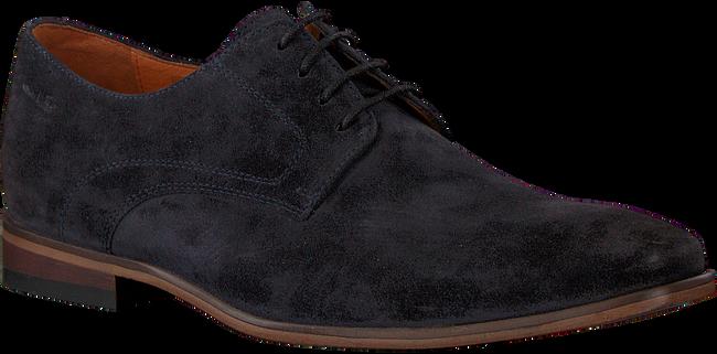 Blaue VAN LIER Business Schuhe 1918901  - large
