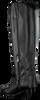 Schwarze DEABUSED Hohe Stiefel DEA-60  - small