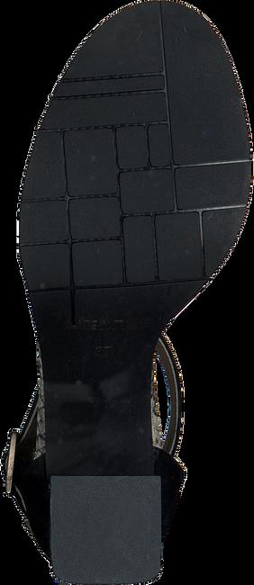 Schwarze NOTRE-V Sandalen AG360  - large