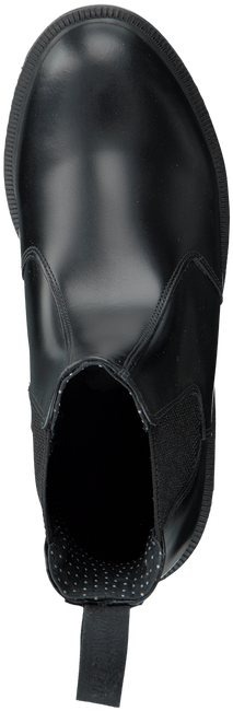 Schwarze DR MARTENS Chelsea Boots FLORA - large