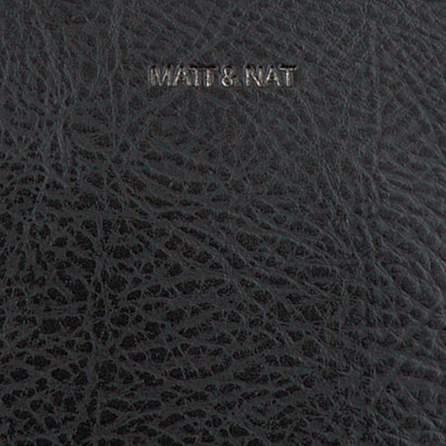 Schwarze MATT & NAT Umhängetasche SAM CROSSBODY  - large